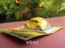 MICRO MODELS VOLKSWAGEN Saloon 1955 Käfer Beetle New Zealand RARE Mint