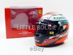 MINI HELMET 1/2 CASQUES K. Raikkonen Ferrari 2017 70502208
