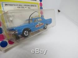 Majorette PLYMOUTH police 3 1970