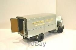 Maqmadon 1/24. Berliet GLR 8R 1957 Fourgon tôlé Collin. Réf. 4322 SL1200 ex