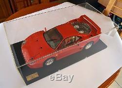 Maquette Ferrari F40 Pocher échelle 1/8éme