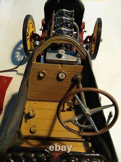 Maquette Pocher FIAT 1/8 130HP F2 1907