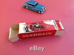Marklin Réf 8003 MERCEDES 300 Very near Mint original box scarce color