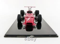 Mathilde Models Intermodelli 1/12 Ferrari Dino166 F2 Tasman C. Amon Z0010