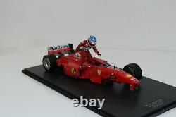 Mattel 1/18 Ferrari F300 G P Belgium 1998 Cavallo Scrimante 2247