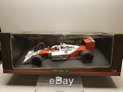 McLaren MP4/4 1/18 A. Prost Minichamps 530881811