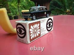Mebetoys FIAT 1500 VIGILI URBANI A15 scarce very near Mint in original box