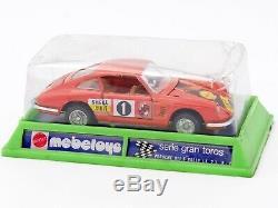Mebetoys Gran Toros 1/43 Porsche 911 S Rallye 2,7 L #a78 Avec Sa Boite