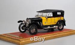 Mercedes 28/95 Sport Phaeton 1924 chassis No. 27003 EMC Models 1/43