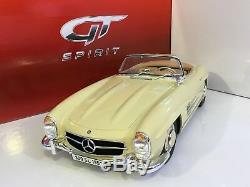 Mercedes 300sl Roadster 1/12 Gt Spirit