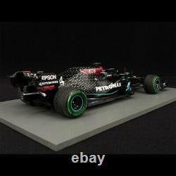 Mercedes AMG F1 W11 n° 44 Vainqueur GP Turquie 2020 Hamilton 1/18 Spark 18S567