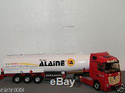 Mercedes Actros 2 Citerne Hydrocarbure Transports ALAINÉ ELIGOR 1/43 115786