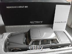 Mercedes Benz 600 pullman SWB Autoart 118