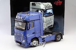 Mercedes-Benz Actros 2 Gigaspace 4x2 FH25 un camion SZM bleu 118 NZG