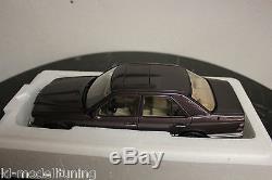Mercedes E320 W124 E Klasse Auto Art Milenium kein Umbau Tuning 118