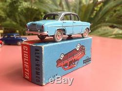 Mercury Alfa Romeo Giulietta Art. 17 mint in original box