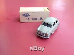 Mercury Art. 13 Fiat Nuova 1100 Prima serie (produite qq mois en 1954) SCARCE