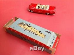 Mercury Art. 28 CADILLAC Eldorado Mint in box Neuve en boite d'origine So Dinky