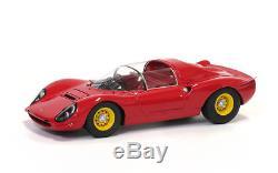 Mg Model Mg18.44a Ferrari Dino 206 S Spider Rouge 1/18