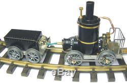 Mini Dampfmaschine Pepper I/G Echtdampf, funktionsfähig. Bausatz