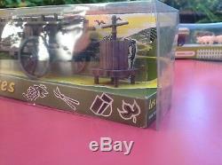 Minialuxe Les vendanges Tracteur remorque entièrement d origine So dinky