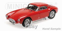 Minichamps 107123461 MASERATI A6GCS 1954 RED L. E. 999 pcs 1/18