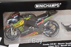 Minichamps Yamaha Yzr-m1 Monster Yamaha Tech 3 Johann Zarco Motogp 2017 1/12