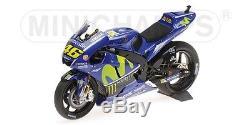 Minichamps Yamaha Yzr-m1 Movistar Yamaha Motogp Valentino Rossi Motogp 2017 1/12
