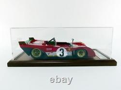 Mitho Mania 1/12 Ferrari 312 Pb Targa Florio 1972 Z0009