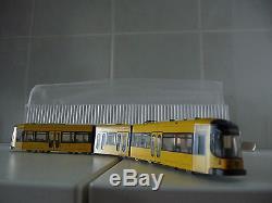 Modell Straßenbahn Straßenbahnmodell Dresden BOMBARDIER NGT D8 DD DVB HALLING