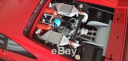 NEW Diecast Tamiya Ferrari 288 GTO semi-assembled 1/12 23211