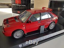 NEW Lancia Delta HF Integrale Collezione Final Edition RED KYOSHO 08341C 1/18