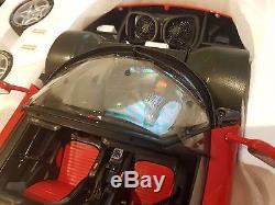 NEW RARE Diecast Tamiya 1/12 Ferrari F50 RED ROUGE semi-assembled 1/12 23203