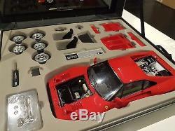 NEW RARE Diecast Tamiya Ferrari 288 GTO semi-assembled 1/12 23211