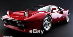 NEW SCELLED RARE Diecast Tamiya 1/12 Ferrari 288 GTO semi-assembled 1/12 23211