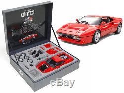 NEW SCELLED RARE Diecast Tamiya Ferrari 288 GTO semi-assembled 1/12 23211