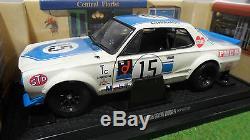 NISSAN SKYLINE 2000GT-R (KPGC10) RACING au 1/18 KYOSHO 08122B voiture miniature