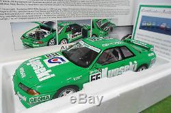 NISSAN SKYLINE GT-R R32 group A 1993 vert Nikko Kyoseki GP-1 1/18 AUTOart 89379