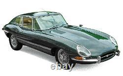 NOREV 122710 Jaguar E Type Coupé 4.2 L 1964 Green 1/12