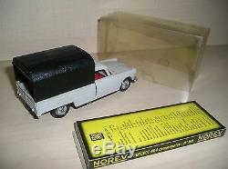 Norev Ancien Peugeot 404 Camionnette Bachee N°159 Neuf Boite