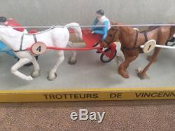 NOREV Coffret Trotteurs De Vincennes n119 En Boîte