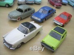 NOREV ancien lot de 20 modèles jouets anciens 1/43