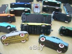 NOREV ancien lot de 20 véhicules jouet ancien 1/43