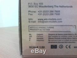 Nacelle pour éolienne WSI. 1/50 WITH BOX