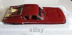 New Neuve Autoart 1/18 72801 Ford Mustang GT 390, 1968, rouge red