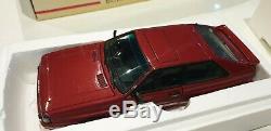 New Old Stock AutoArt 1/18 Audi Quattro 1988 88 tizianred 70304 LWB Street Car