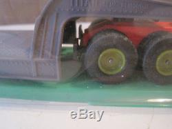 Norev Ancien 1/43 Superbe Tracteur Tbo 15 Berliet Remorque Titan Neuf En Boite