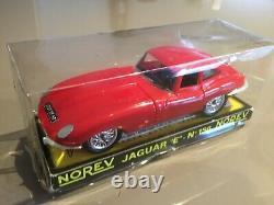 Norev Ancien Jaguar E Avec Boite Dorigine