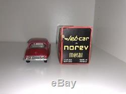 Norev Citroën Ds 21 Jet Car Métal 1/43
