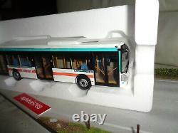 Norev Collection 1/43 AutoCar AutoBus Irisbus Citelis RATP CVX